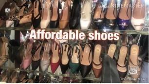 'Wholesale Shoes Collection in Rawalpindi|| VLOG || China market ||'