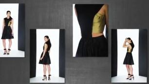 'Basak Yurtoglu fashion design portfolio'