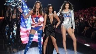'The Making of the Victoria's Secret Fashion Show 2015 Full Part #MyOskarStyle'