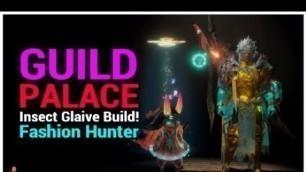 "'MHW ICEBORNE: LONG SWORD BUILD! \""Guild Palace Armor\"" ( Fashion Hunter Build )'"
