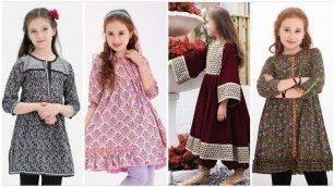 'Stylish branded Dress Designing Idea\'s For 5 to 10 year girls'