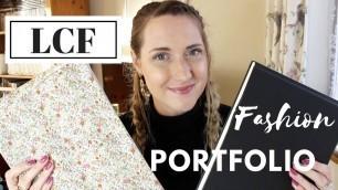 'My Fashion Portfolio: London College of Fashion'