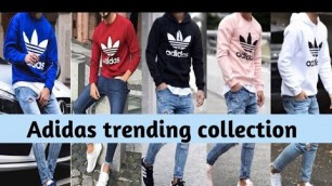 'Adidas outfits for men\'s trending  Best collection Adidas outfits style  D Fashion'
