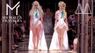 'Ava Cassandra at London Fashion Week SS18'