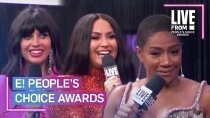 '2020 E! People\'s Choice Awards Red Carpet | E! People\'s Choice Awards'