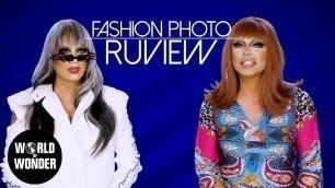 'FASHION PHOTO RUVIEW: RuPaul\'s Drag Race UK Series 1, Episode 2'