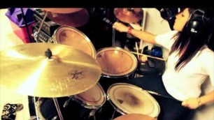 'My Chemical Romance - It\'s Not A Fashion Statement, It\'s A Deathwish (DRUM COVER)'