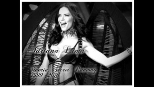 Adriana Lima Victoria Secret Fashion Show 1999 - 2016