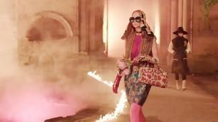 'Gucci   Cruise 2019 Full Fashion Show   Exclusive'