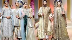'Top Class Beautiful & Stylish Wedding Dresses 2019/20 || Bridal Fashion Week || Fall Collection'