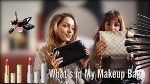 'WHAT\'S IN MY MAKEUP BAG ft. Fashion Pirate | Whitney\'s Wonderland'