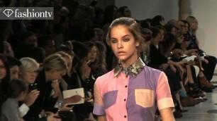 'House of Holland Runway Show - London Fashion Week Spring 2012 | FashionTV - FTV'