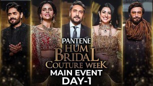 'Bridal Couture Week   Main Show   Day 1   HD'