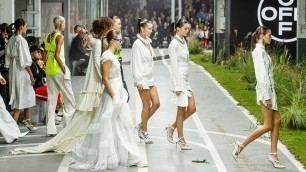 'Off White   Spring Summer 2019 Full Fashion Show   Exclusive'