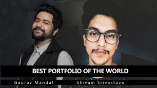 'How to make fashion portfolio│ Shivam Srivastava'