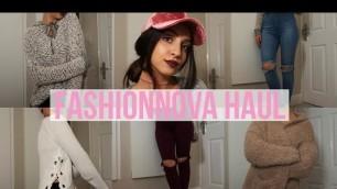 'Try On Haul: FASHIONNOVA
