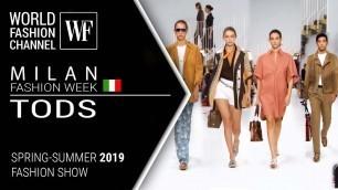 'Tods   Spring-summer 2019   Milan fashion week'