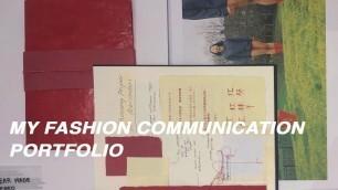 'MY ACCEPTED FASHION COMMUNICATION PORTFOLIO | GRACE CHOY'