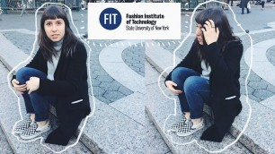 'My Experience At The Fashion Institute Of Technology In NYC | Chatty GRWM'