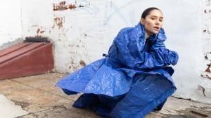 'Shooting a Fashion Designer\'s Portfolio On Film'