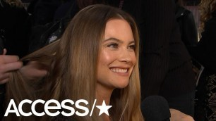 'Behati Prinsloo Says Returning To The VS Fashion Show After Giving Birth Feels \'Amazing\'   Access'