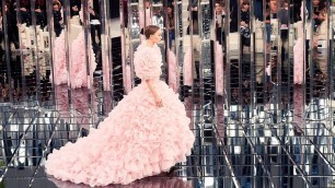 'Spring-Summer 2017 Haute Couture Show – CHANEL Shows'