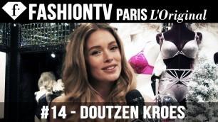 'Victoria\'s Secret Fashion Show 2014-2015: Doutzen Kroes Beauty Secrets | FashionTV'