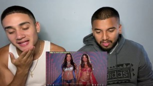 'Ed Sheeran Thinking Out Loud The Victoria\'s Secret Fashion Show 2014 | REACTION'
