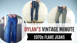 'Why Are 1970s Flares Back In Style?'