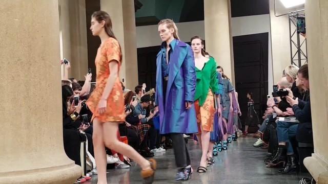 'Christopher Kane London Fashion Week February 2017'
