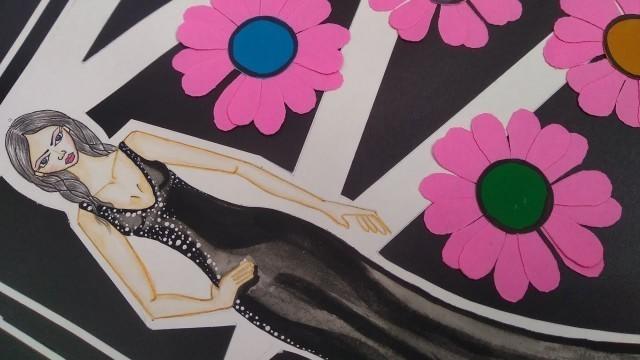 'how to create a perfect fashion portfolio in Hindi.फैशन पोर्टफोलियो बनाने के आसान टिप्स और ट्रिक्स।'