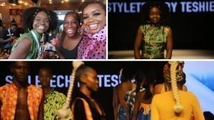 MY FASHION SHOW IN LAGOS NIGERIA | AFRICA FASHION WEEK NIGERIA 2019