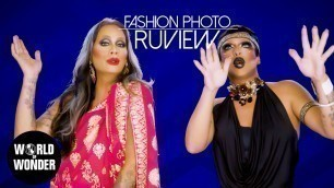 'FASHION PHOTO RUVIEW: RuPaul\'s Drag Race UK Series 1 Episode 8'