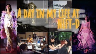 'A day in my life at best fashion institute'