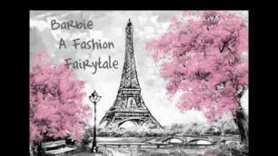 'Barbie/A Fashion Fairytale/Une Bonne Journee/Lyrics'