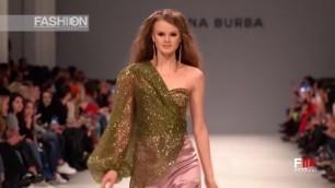 'ELENA BURBA Fall 2018/2019 Ukrainian FW - Fashion Channel'