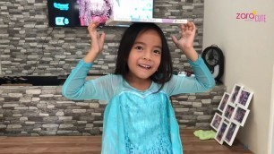 'Belajar Mengenal Profesi Peragawati dan Perancang Busana | Catwalk | Homeschooling Zara Cute'