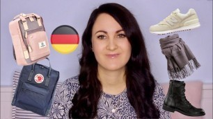 'HOW MY FASHION SENSE HAS CHANGED SINCE LIVING IN GERMANY