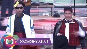 'FULL PEDE!! Mix & Match Fashion Ala Apirat - Thailand Versus Jirayut- D\'Academy Asia 5'