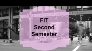 'Fashion Institute of Technology 2nd Semester Classes, Dorms, Internships + More!'