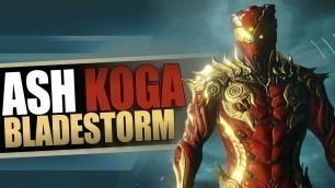 'Warframe: Ash Revisited & Koga Skin'