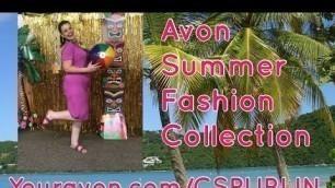 'Avon Summer Fashion Collection'