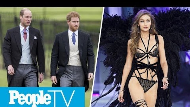 'Victoria\'s Secret Fashion Show Canceled, More On Royal Rift Of Harry And William | PeopleTV'