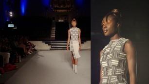'Africa Fashion Week London 2017 : Designer GREY ON GRAY'