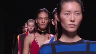 'Balmein -  Womens Spring Summer Fashion Show - Paris 2015'