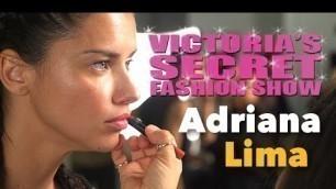 'Adriana Lima Victoria\'s Secret Fashion Show 2016: How She Gets Ready'