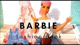 'MARLOW | UNBOXING: BARBIE Fashion Pack | Accessories'