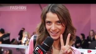 'Exclusive LAIS OLIVEIRA Watch me | VICTORIA\'S SECRET 2016 Fashion Show in Paris by Fashion Channel'