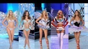 'Impressive wings at Victoria\'s Secret Fashion Show 2011'