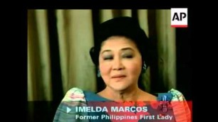 'Former Philippines first lady to start fashion line'